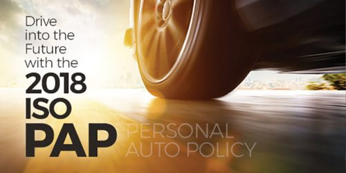 Driving into the Future with the 2018 ISO Personal Auto Policy