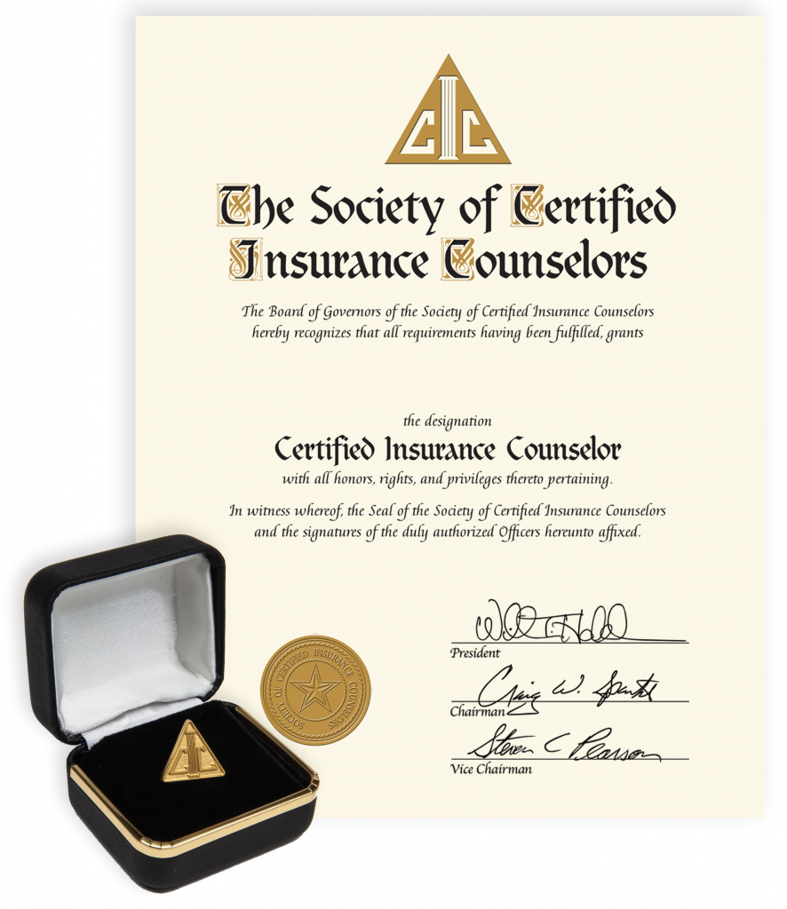 Cic Certified Insurance Counselor The National Alliance For